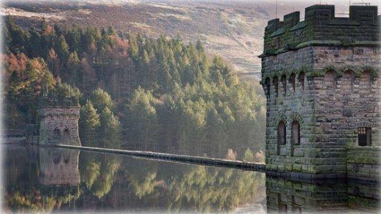 Derwent Reservoir, Derbyshire, England