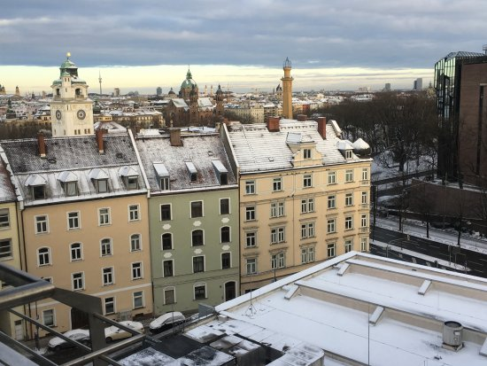 Holiday Inn Munich - City Centre Photo