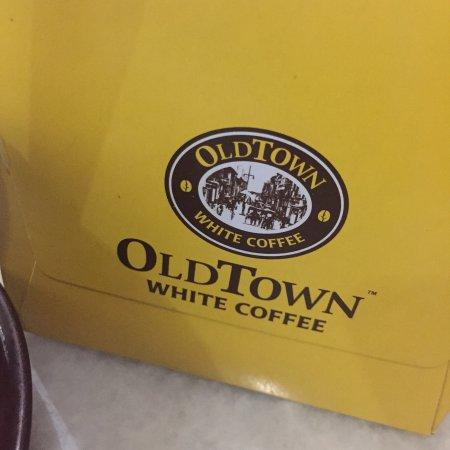 Old Town White Coffee Batu Pahat Mall