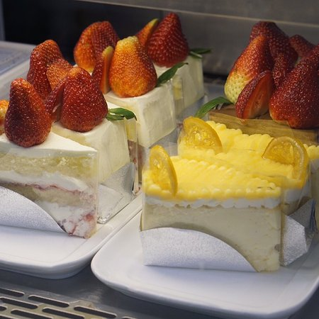 Angel Cake & Dessert Cafe Photo