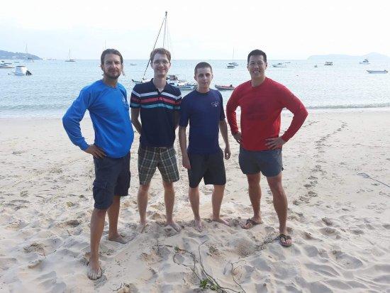 Sail In Asia : Instructor Bert