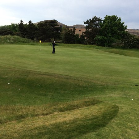 Royal Lytham & St. Annes Golf Club: Walked the course x3 Opens Played the course with my Champion, best round of golf ever