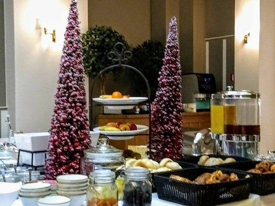 Hotel Louisa : Ontbijt