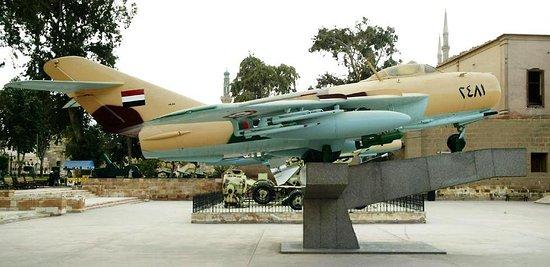 متحف القوات الجوية المصرية