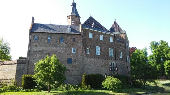 's-Heerenberg, Holland: Castle Huis Berg