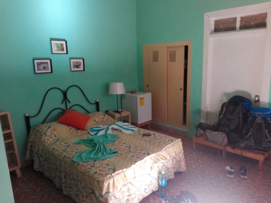Casa Rabelo: Schlafzimmer Inkl. Bad Und Kleinem Kühlschrank
