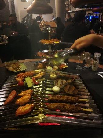 Barbecue Restaurant Rotterdam.Img 20171228 203601 Large Jpg Picture Of Ortam Bbq Rotterdam