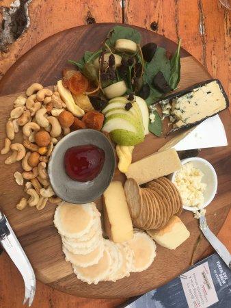 Shearwater, Austrália: Cheese Platter