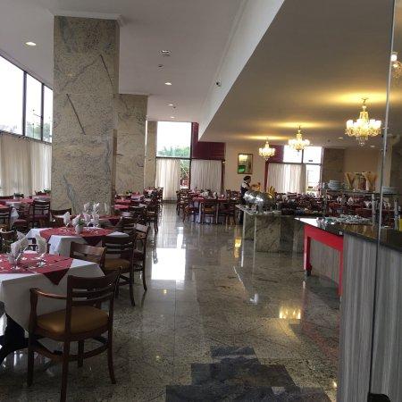 Hotel Dan Inn Anhanguera: Café da manhã