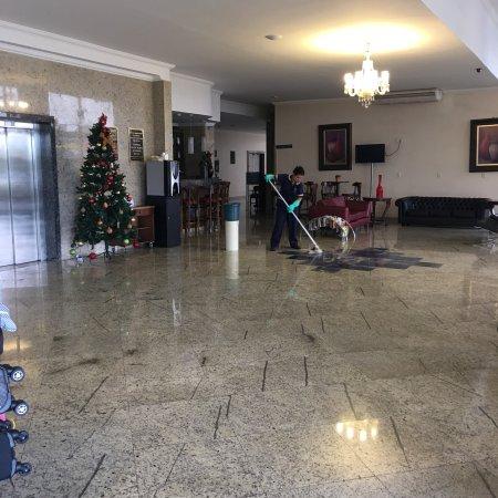 Hotel Dan Inn Anhanguera: Recepção