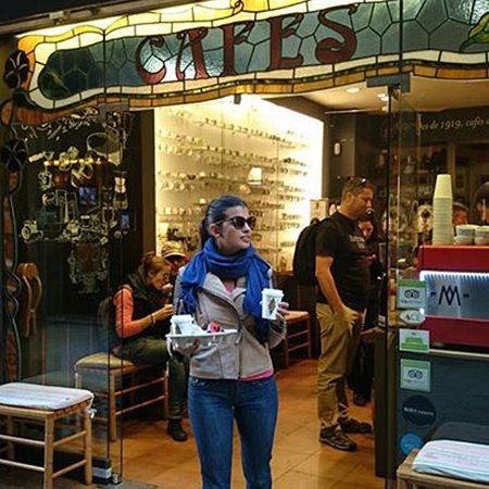 Paddle In Spain : local-experts-barcelona-best-coffee-shops by heart