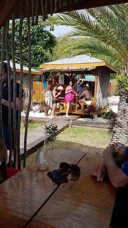 Crab Hill, Antigua: Rum Bus Beach