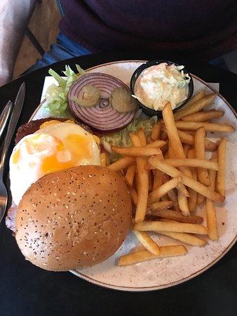 Indiana Café - Montparnasse : Delicious!!!
