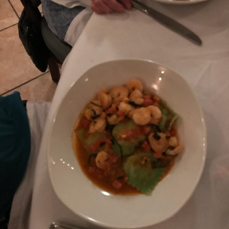 Wow!  Excellent Italian food