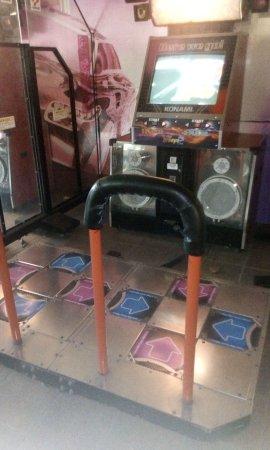 Mirabilandia: Non può mancare un giretto agli Arcade vecchio stile!