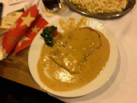Bad Uberkingen, Γερμανία: Essen