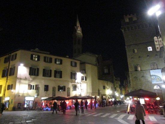 Osteria De' Peccatori: Wonderful View from the Restaurant