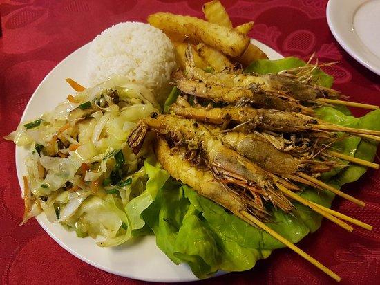 Aroma cat ba seafood restaurant restaurant reviews for Aroma japanese cuisine restaurant