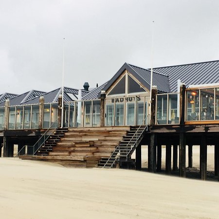 photo0 - picture of strandpaviljoen 't badhuys, vlieland
