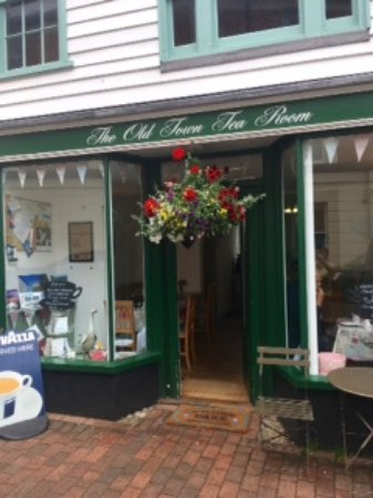 Bexhill-on-Sea, UK: come and find us in Bexhill's Old Town