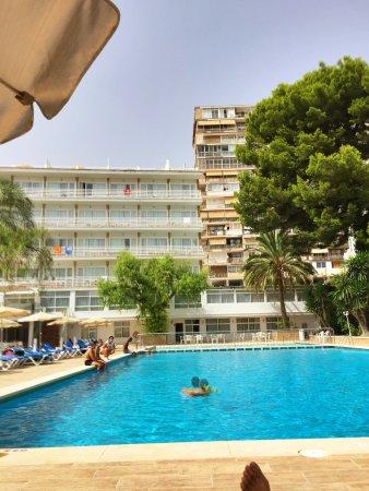 Hotel joan miro museum updated 2017 reviews price comparison palma de mallorca majorca for Palma de mallorca hotels with swimming pool