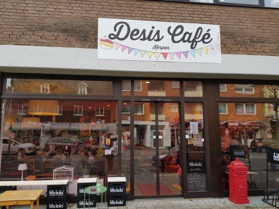Kerpen, Niemcy: Außenansicht