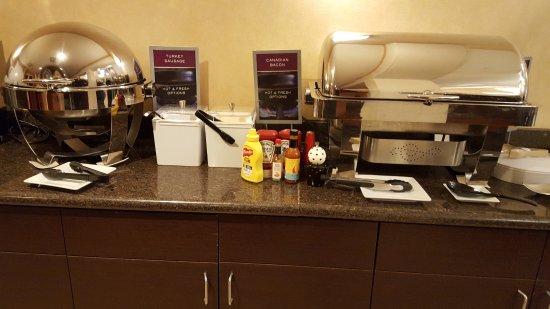 Residence Inn by Marriott Boulder: Breakfast Buffet