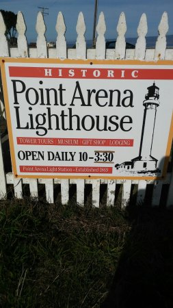 Point Arena Lighthouse & Museum : 20171230_132801_HDR_large.jpg
