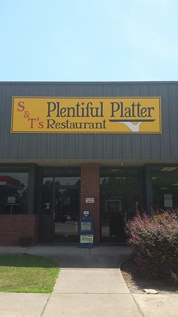 S&T's Plentiful Platter