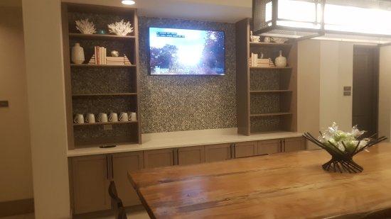 Breakfast Coffee Area