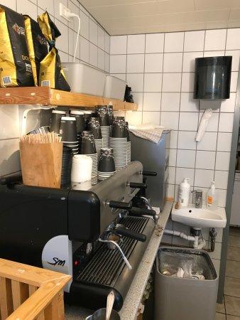 Soenderho, Dinamarca: I køkkenet hos De Tre Søstre i Sønderho