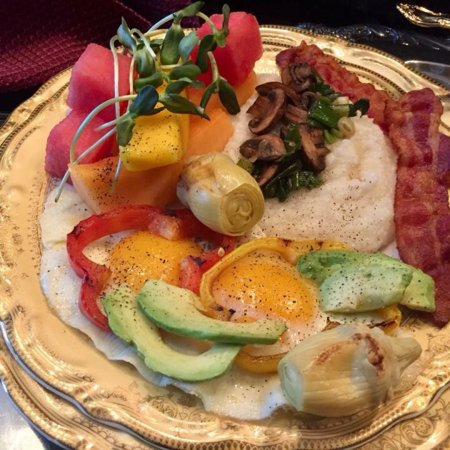 Brunswick, GA: Gourmet Breakfast EVERY day!