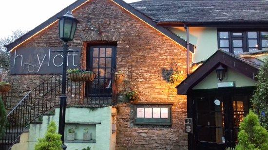 Menheniot, UK: The Hayloft