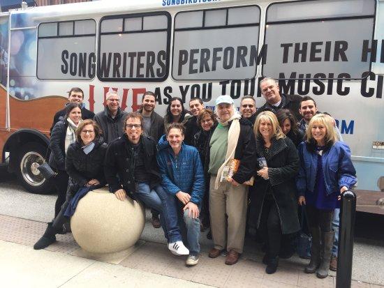 Songbird Tours Nashville