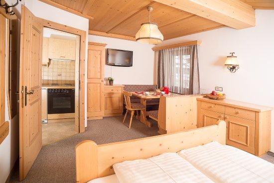 Virgen, Austria: Appartement mit 2 getrennten Schlafzimmern