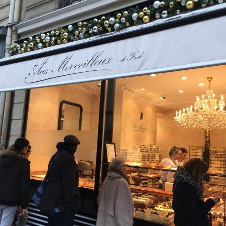 Rue De L Annonciation Restaurant