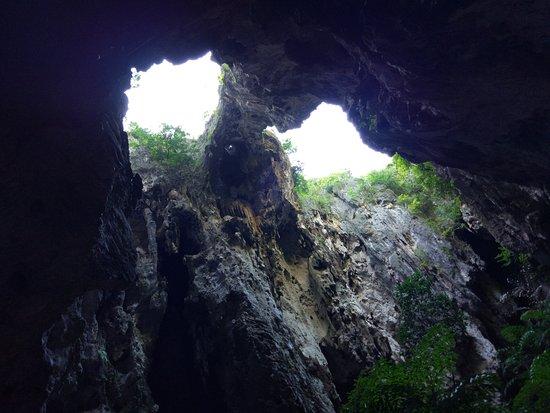 Kui Buri, Таиланд: Пещера