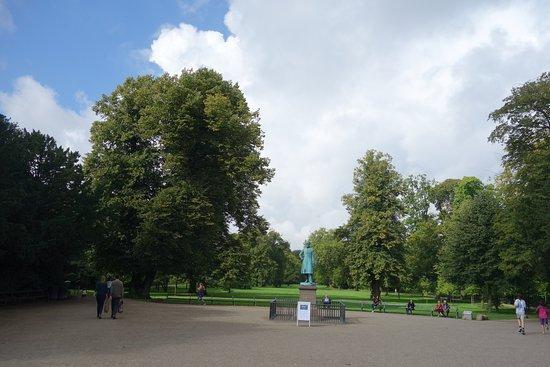 Frederiksberg Have : entrance