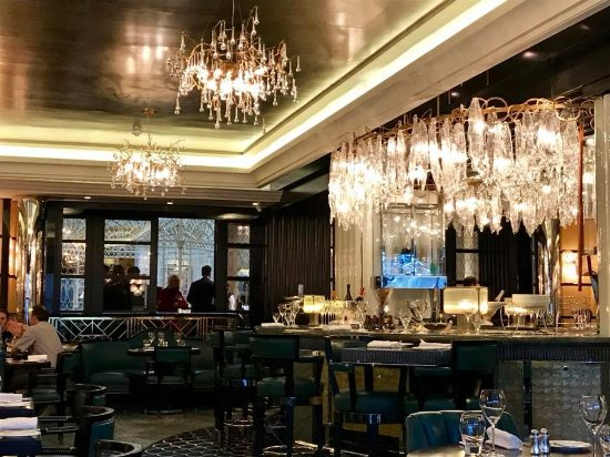 Kaspar Restaurant Savoy Hotel