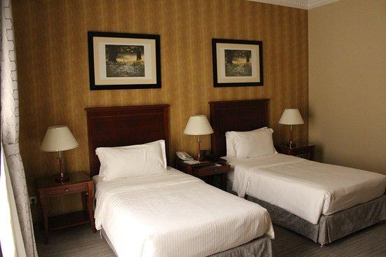 Executives Olaya Hotel : Twin Bed Room