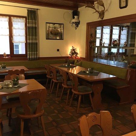 Allersberg, Allemagne : Inside Gasthof Endres restaurant