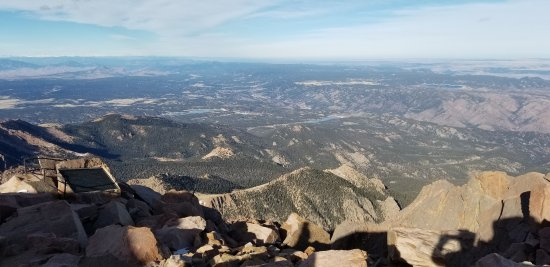 Pikes Peak - America's Mountain Photo