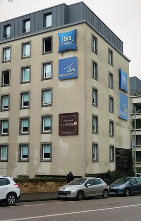 Ibis Budget Nancy Centre : Nancy, Rives de Meurthe