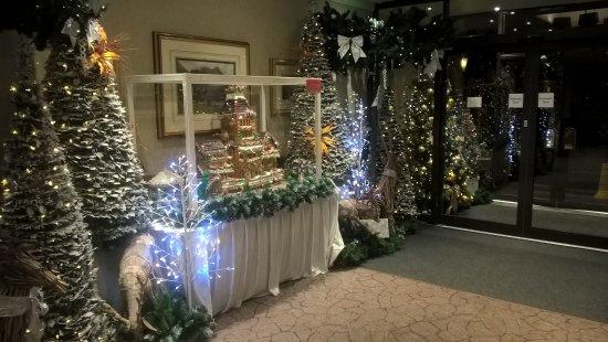 Lodore Falls Hotel: Entrance Lobby