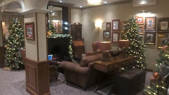 Lodore Falls Hotel: Dog Friendly Library