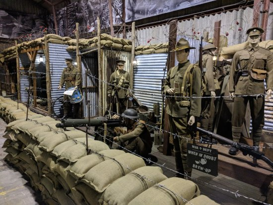 ‪War Years Remembered (War Museum)‬
