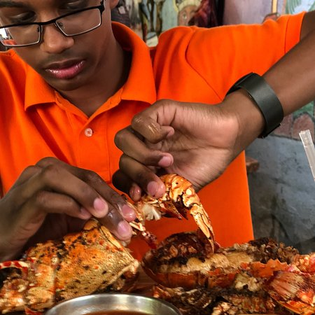 Best Seafood Restaurant In Ocho Rios Jamaica