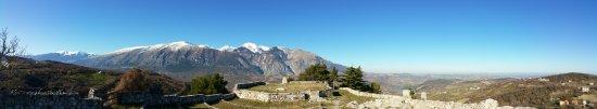 Gessopalena, Italy: Panoramica.