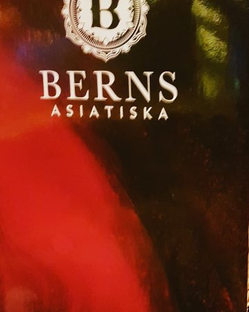 Berns Asiatiska Photo