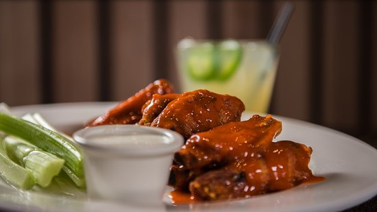 San Bruno, CA: We use Mary's organic chicken - even for our wings!